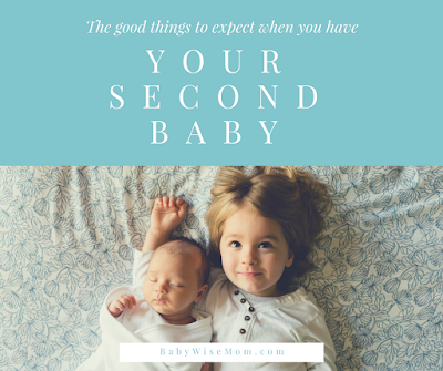 The Good Things to Expect With Your Second Baby {Guest Post}