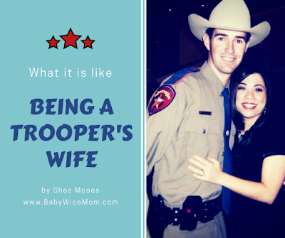 What it is Like Being a Trooper's Wife