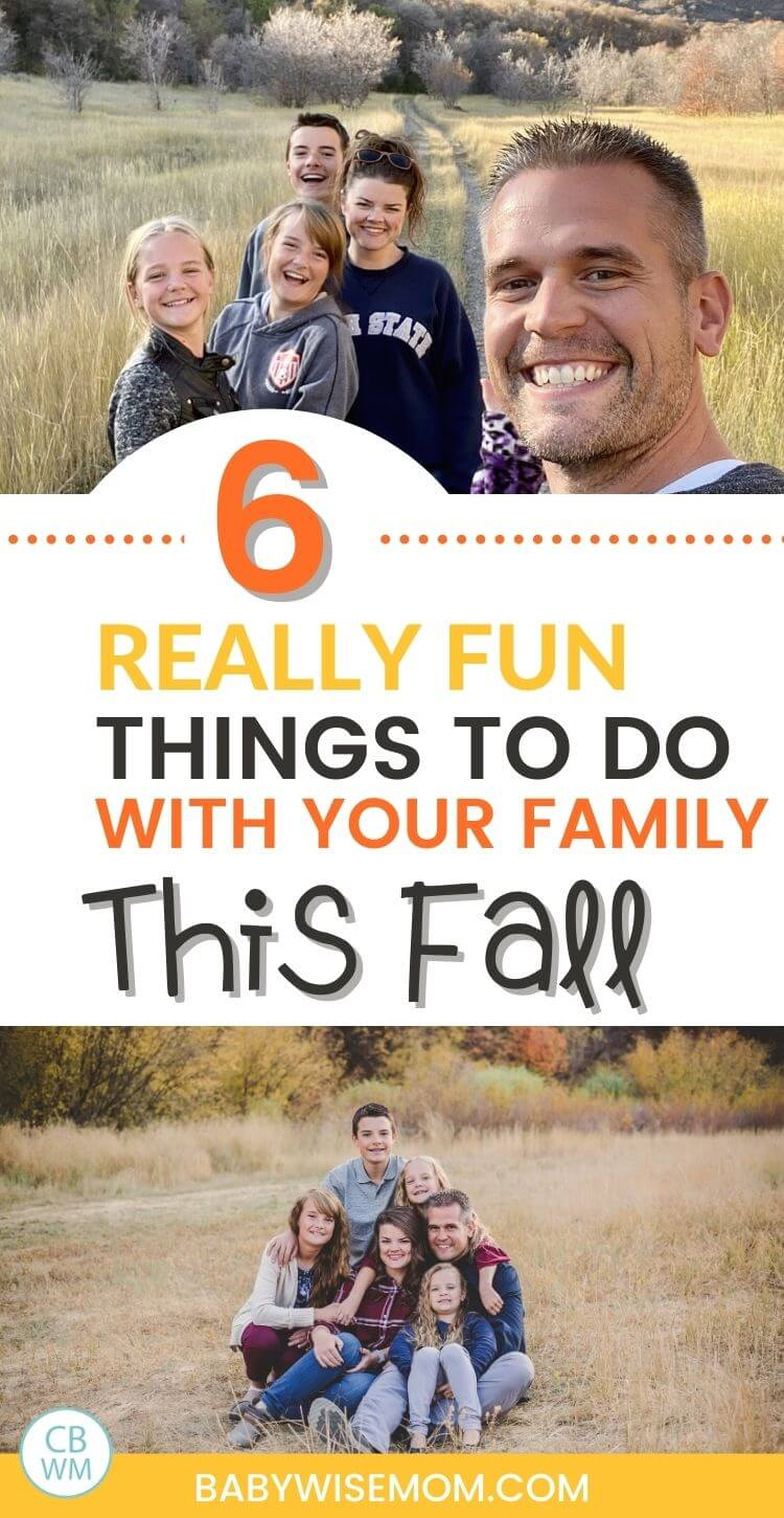 6 fun things to do this fall