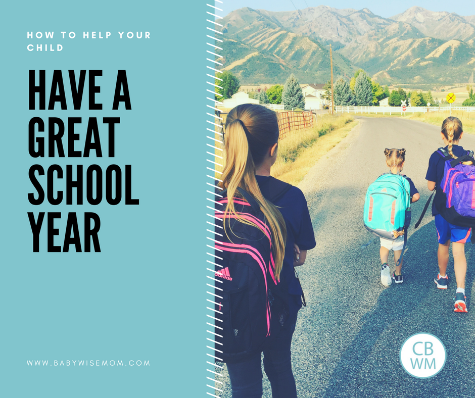 How To Help Your Child Have a Great School Year. Eight ways to help your child succeed this school year.