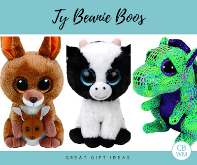 Ty Beanie Boos {Friday Finds}