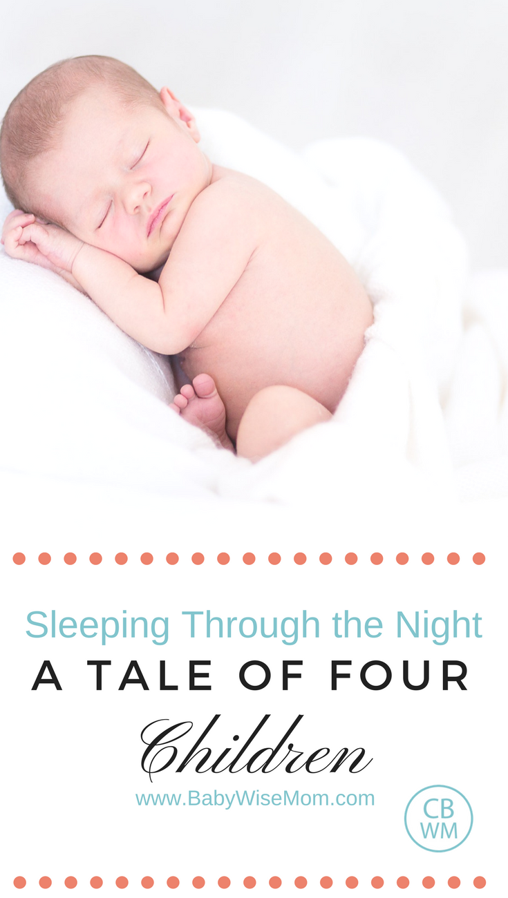 How to get your baby sleeping through the night | baby sleep | sleeping through the night | babywise success | #babysleep