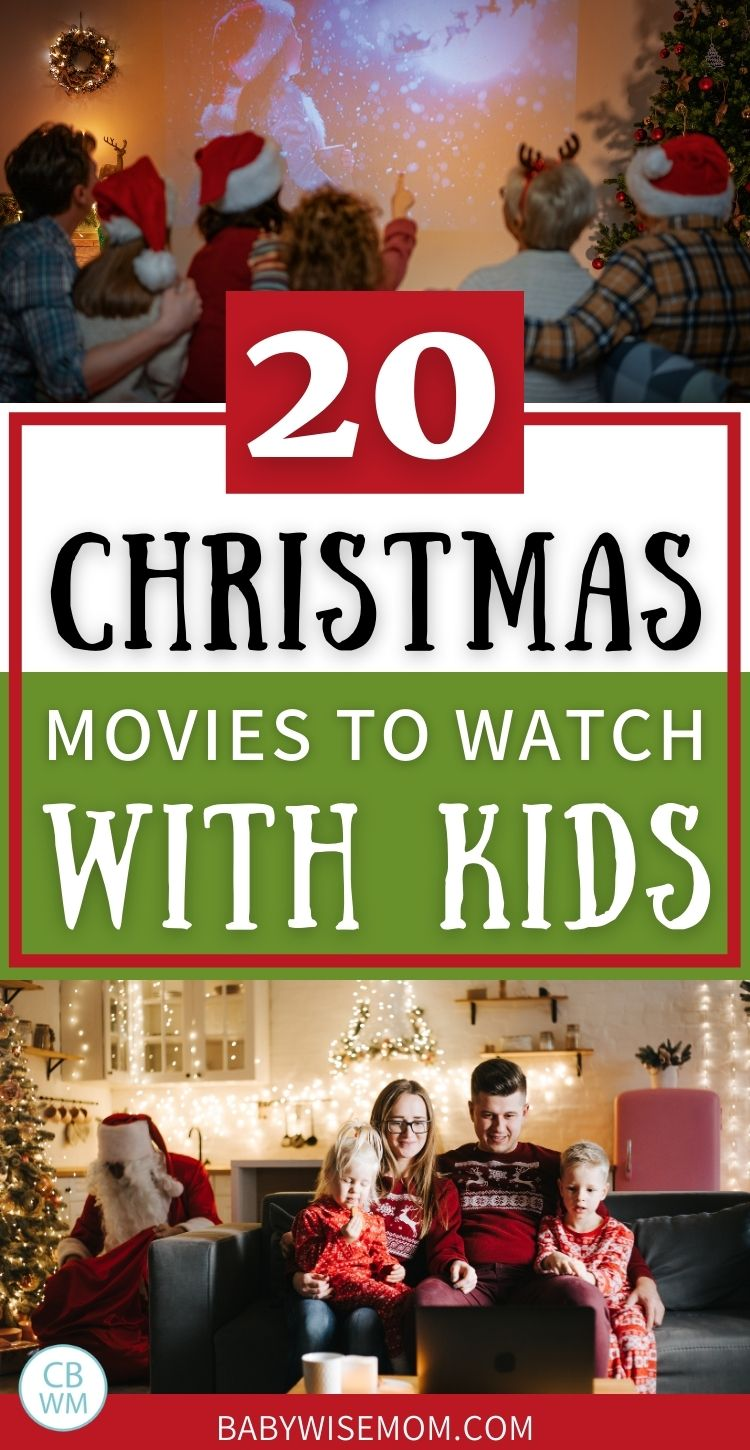 20 Christmas movies to watch with kids