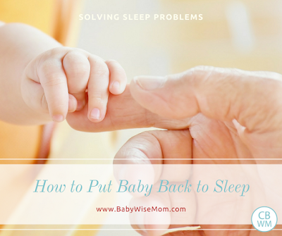 How to Put Baby Back to Sleep | Baby sleep | #babysleep