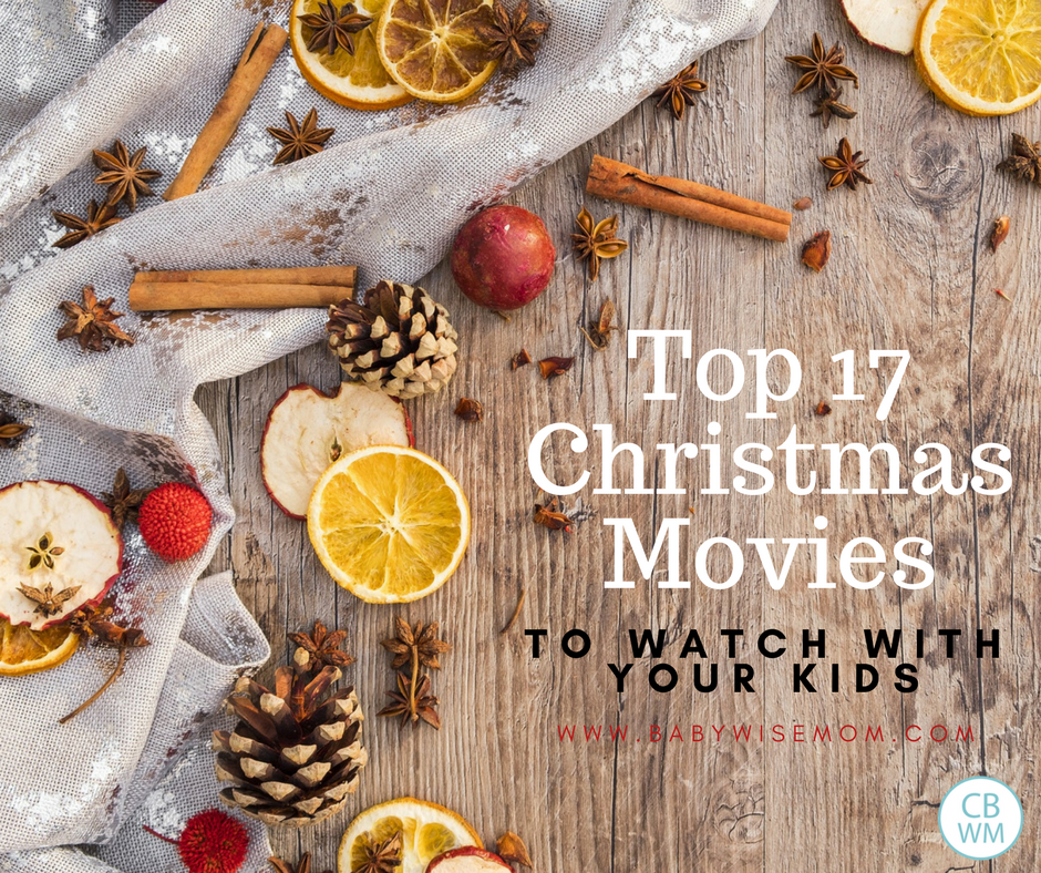 Top Christmas Movies to Watch With Your Kids this holiday season. A family-friendly Christmas movie list.