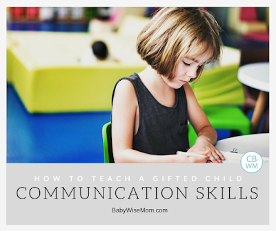 How To Teach a Gifted Child Communication Skills | communication | gifted | gifted children | #gifted