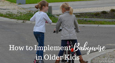 How To Implement Babywise In Older Kids | Babywise | Starting Babywise late | #babywise