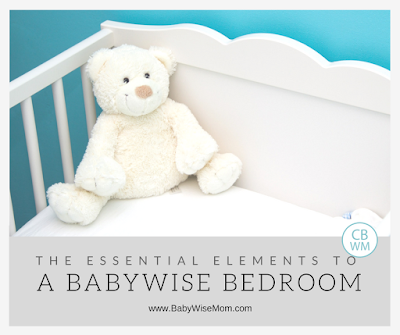 Essential Elements to Any Babywise Bedroom