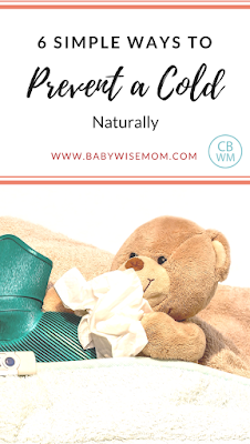 How to Prevent and Treat a Cold Naturally with 6 Simple Steps | Cold | sick baby | sickness