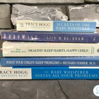 The Best Baby Sleep Training Books to Get Baby Sleeping