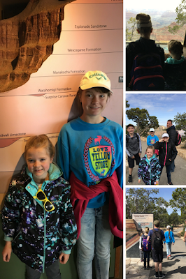 Grand Canyon Yavapai Geology Museum