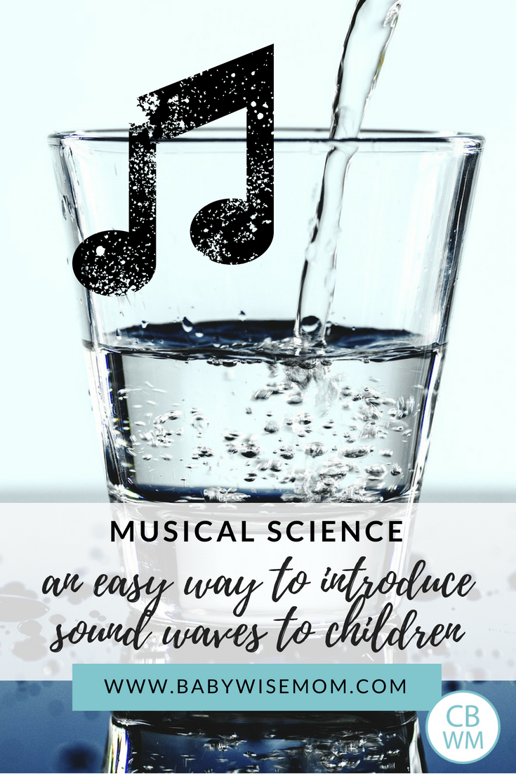 A fun way to learn about science through music. How to teach sound waves.
