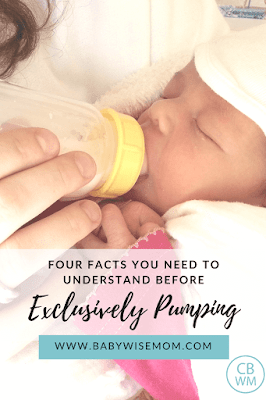 4 Powerful Things To Know About Breast Milk Before You Exclusively Pump. The facts are not cut and dry. There are factors you need to consider before deciding to pump instead of formula feed.