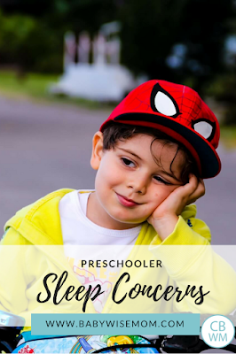 Nap and Bedtime Concerns for Preschoolers. How to know when to drop naps all together and what to do if your child stays up playing in bed past bedtime.