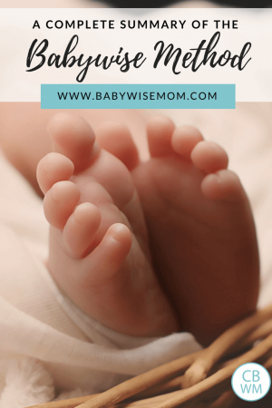 A Complete Summary of the Babywise Method. Everything you need to know about On Becoming Babywise. Learn what it is all about and how to successfully implement it.