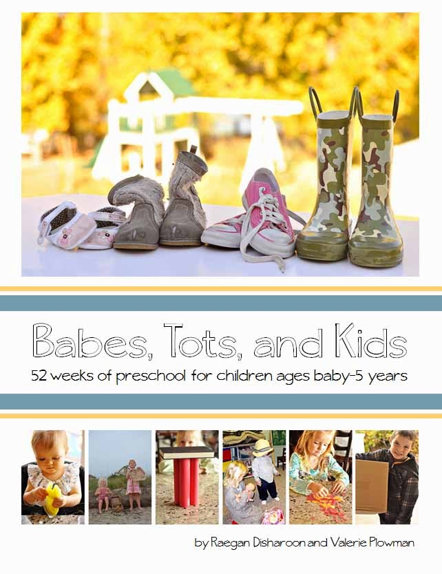 Babes, Tots, and Kids. 52 weeks of homeschool preschool