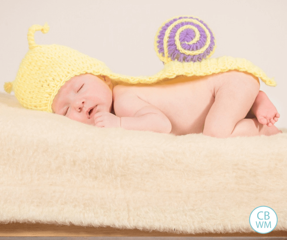 When To Stop the Dreamfeed. What to look for to know when to stop the dreamfeed for your baby and get baby sleeping a solid 10-12 hours a night.