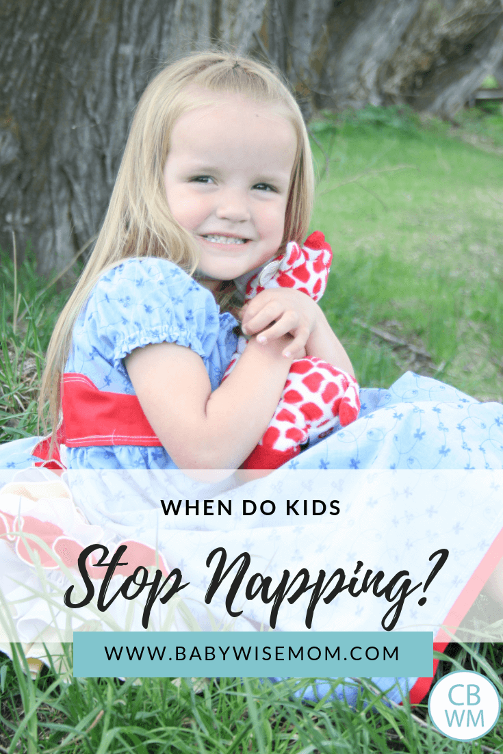 When Do Kids Stop Napping. How to know when your toddler or child is old enough to stop taking naps. Know when it is time to drop that afternoon nap for good with a picture of a preschool girl holding a stuffed animal