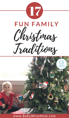 Family Christmas Traditions. 17 fun family Christmas traditions children will love this season. Christmas Eve traditions and ideas for all December.