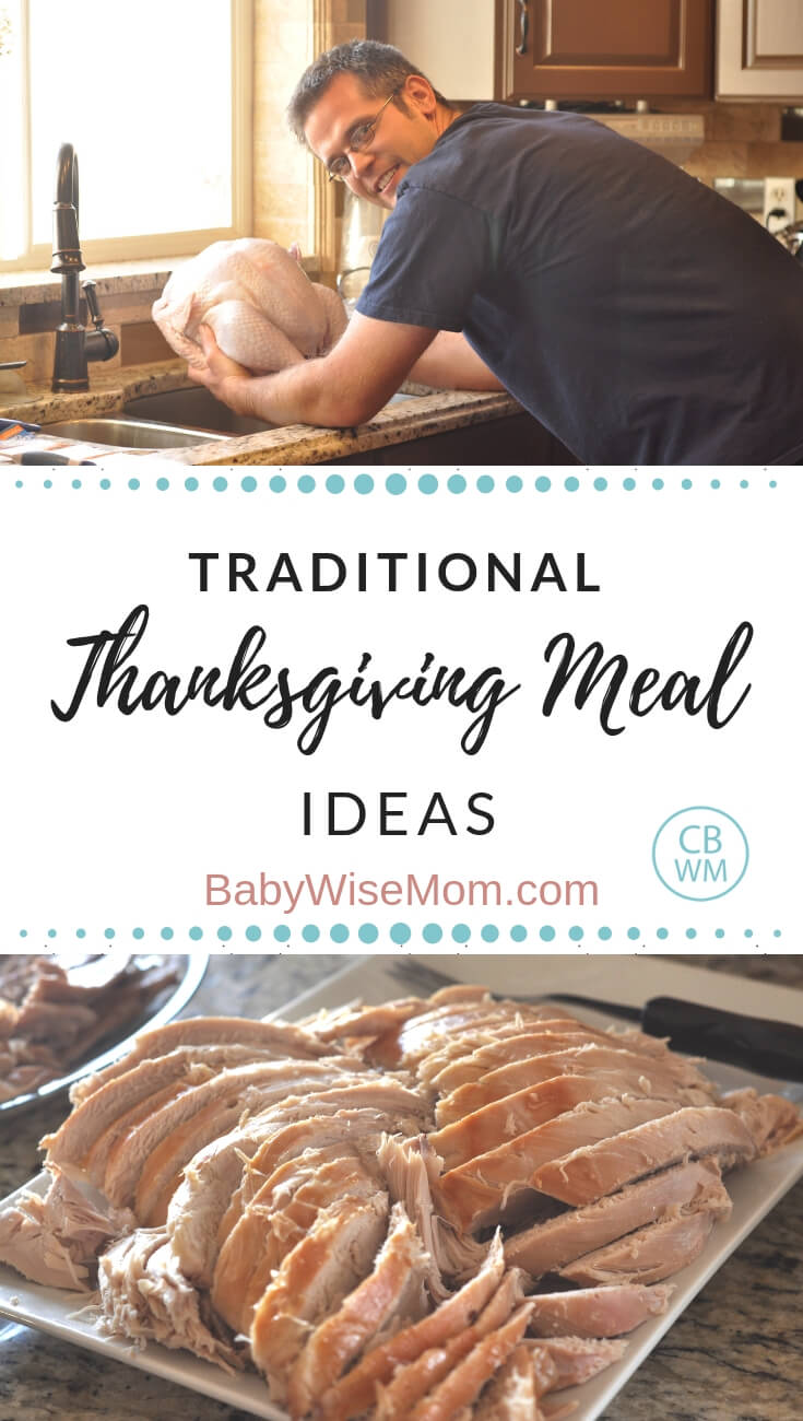 Thanksgiving Meal Ideas. Thanksgiving menu items for side dishes, main dishes, and dessert. Traditional ideas and non-traditional Thanksgiving meal ideas.