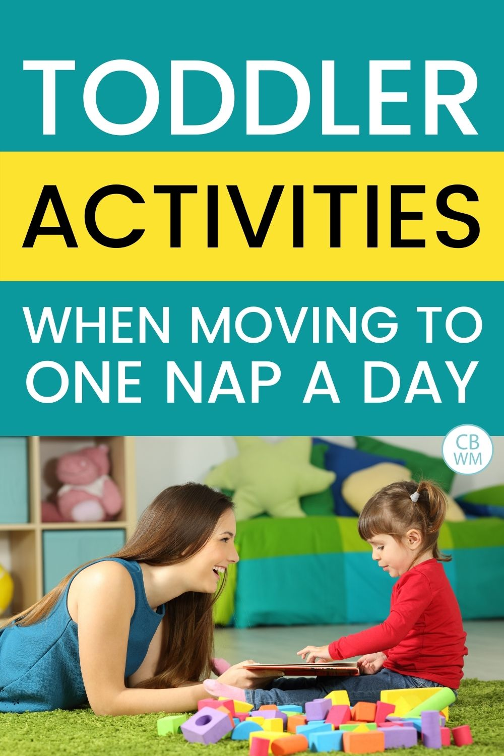 Toddler activities to do each day