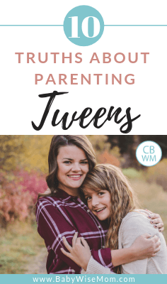 10 Truths About Parenting Tweens You Should Know. What to expect when parenting tween girl or parenting tween boy. Also known as preteen years.