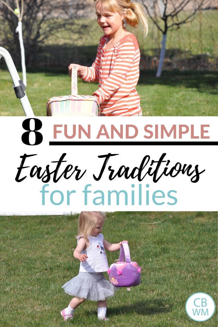 8 fun and simple Easter traditions for families