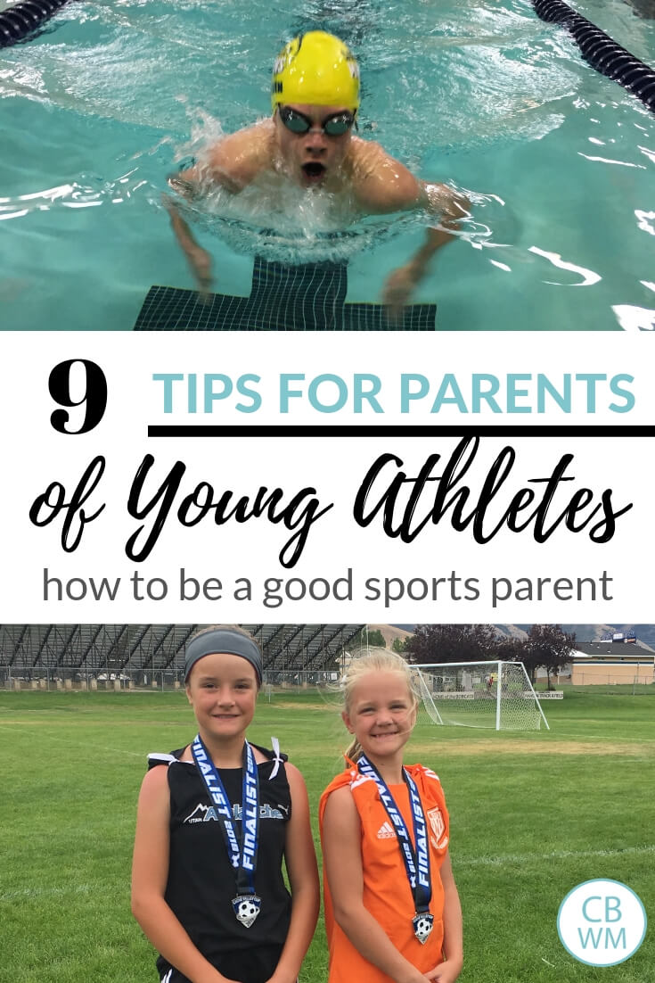 9 tips for parenting young athletes. Know how to be good sports parent.