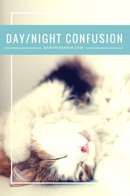 Day/Night Confusion with a picture of a cat