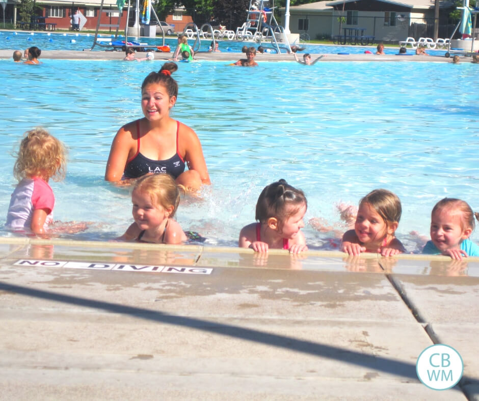 How Parents Can Help with Swimming Lessons