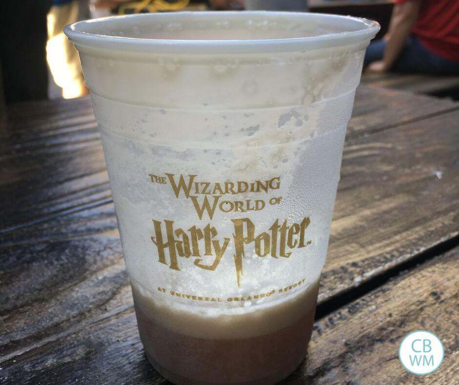 The Most Authentic Copycat Frozen Butterbeer Recipe