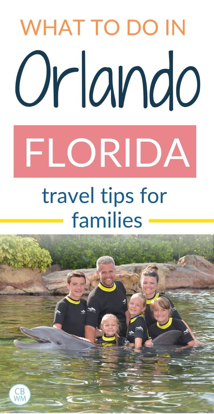 What to do in Orlando, Florida