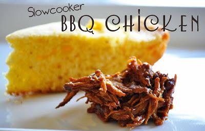 Slowcooker BBQ Chicken