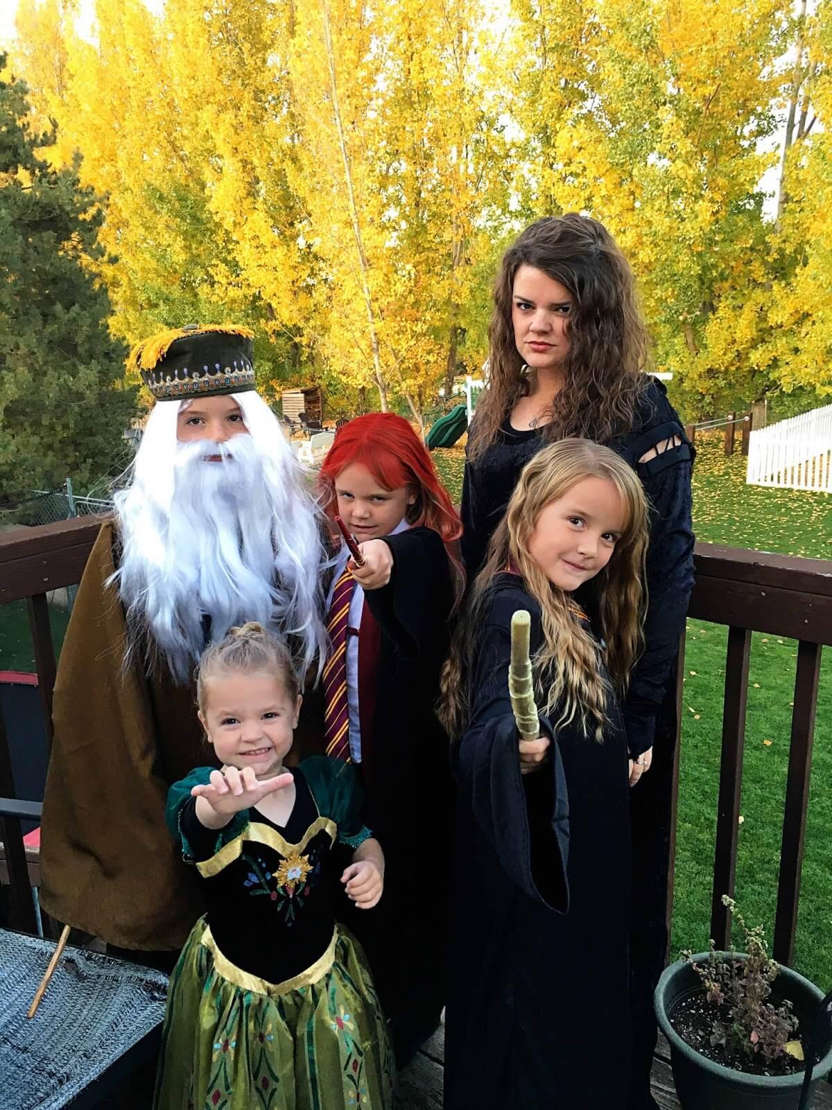 Harry Potter family theme