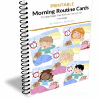 Printable Morning Routine Cards for Kids