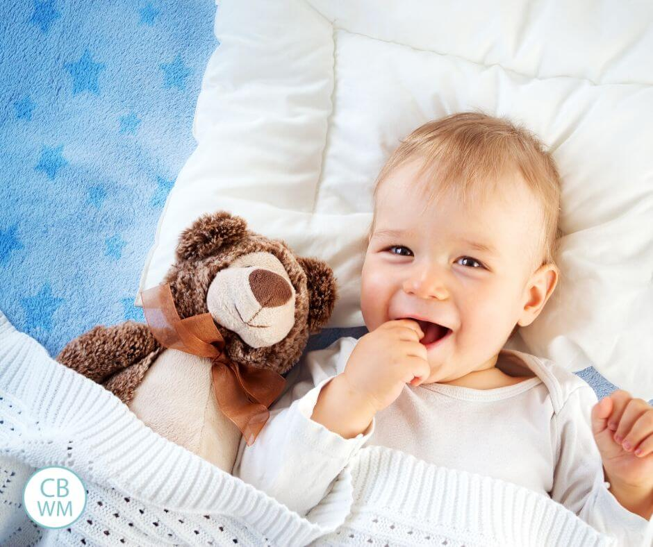 Babywise Sample Schedules: 12-15 Months Old