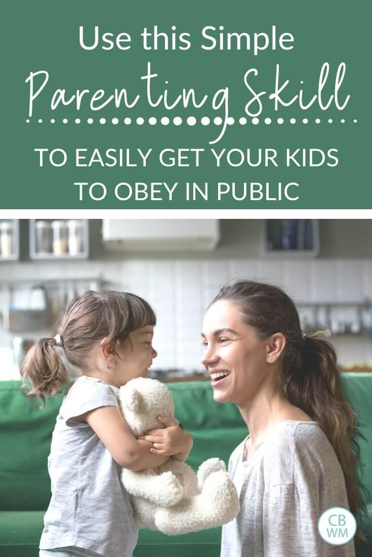 Parenting skill for parenting behavior pinnable image