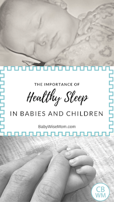 The importance of healthy sleep in babies and children | The benefits of sleep | baby sleep | baby sleep schedule | #babysleep #babyslseeptraining