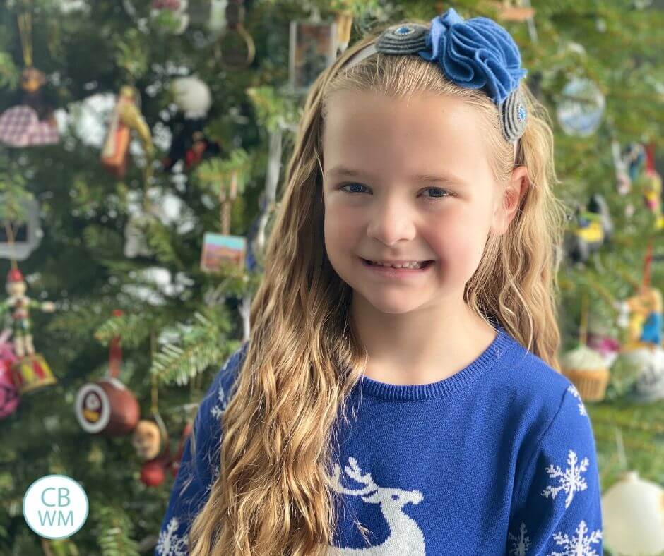 7.5 year old Brinley