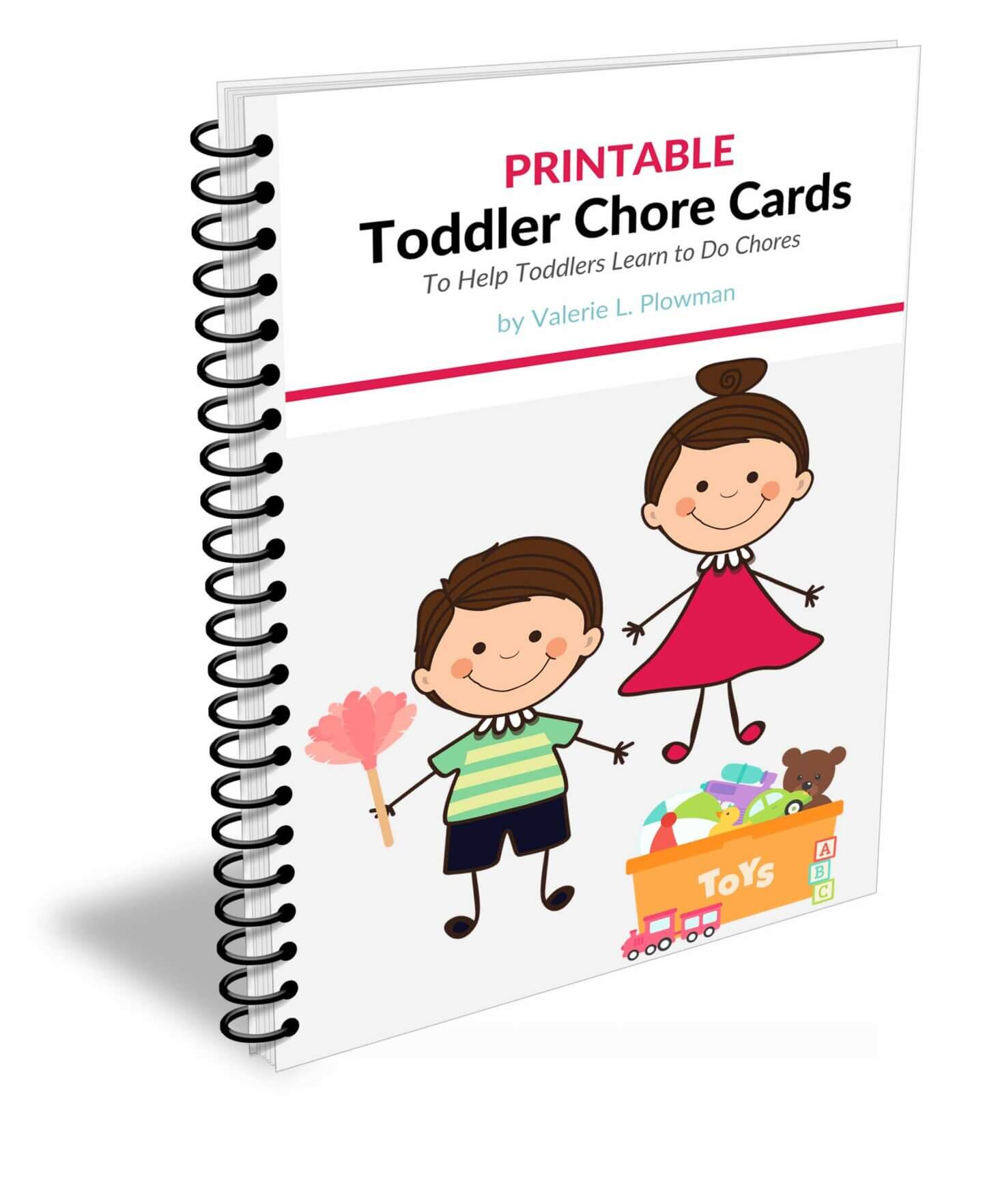 Toddler Chore Cards Pack