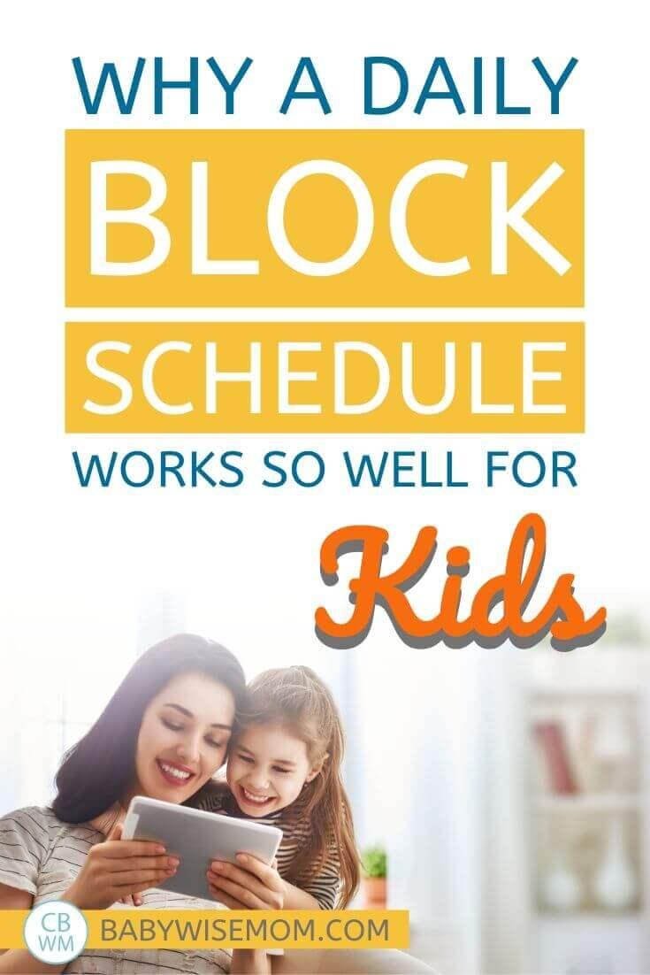 block schedule for kids pinnable image
