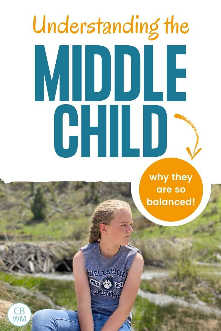 understanding the middle child pinnable image