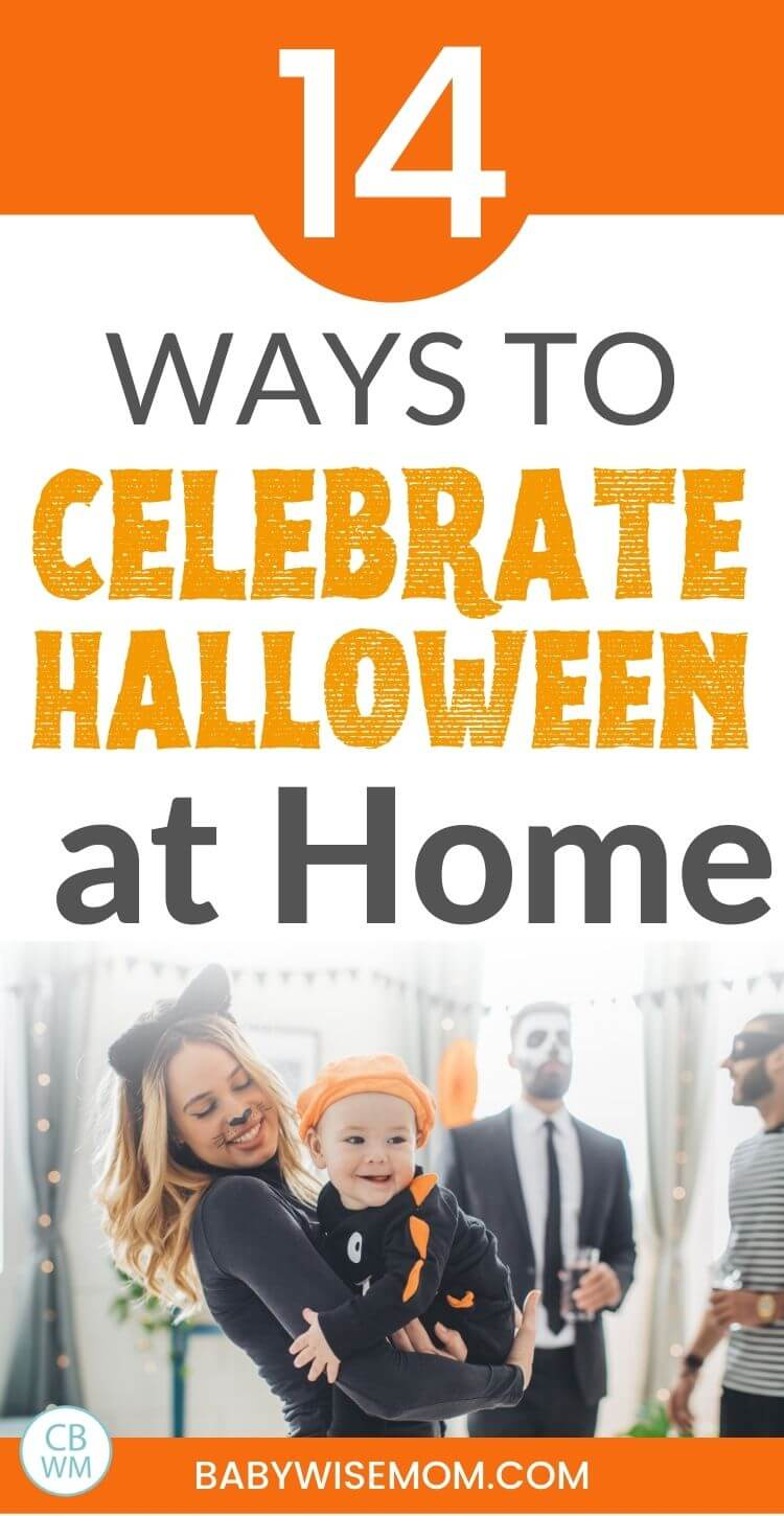 14 ways to celebrate halloween from home