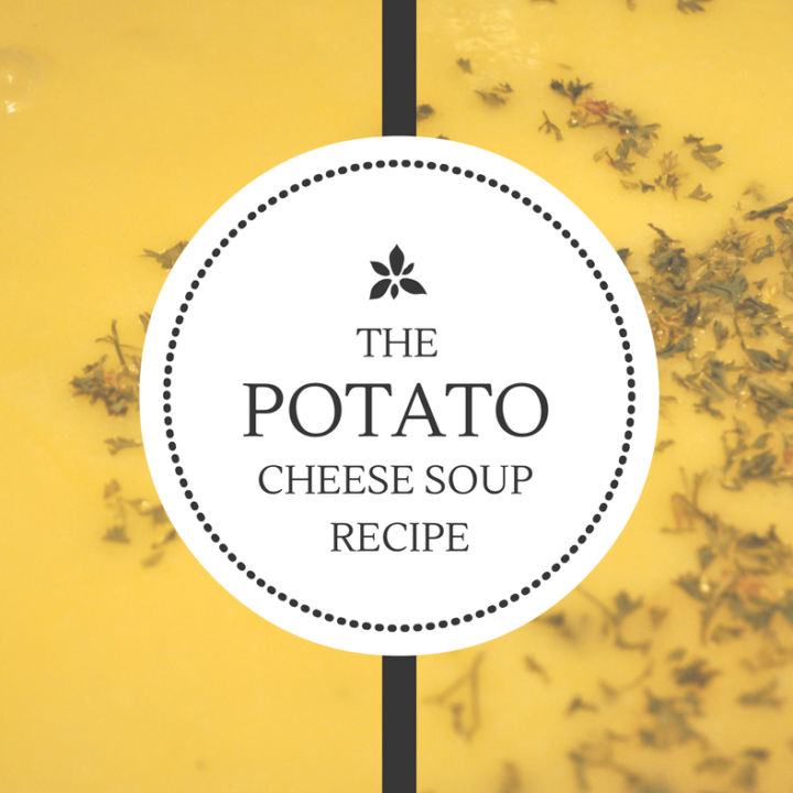 Potato Cheese Soup recipes. Kid friendly soup!