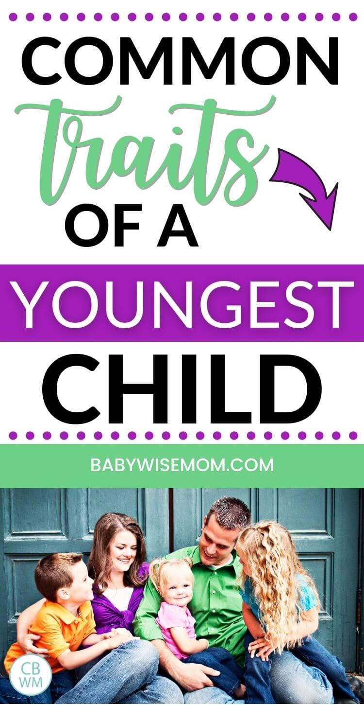 Common traits of a youngest child