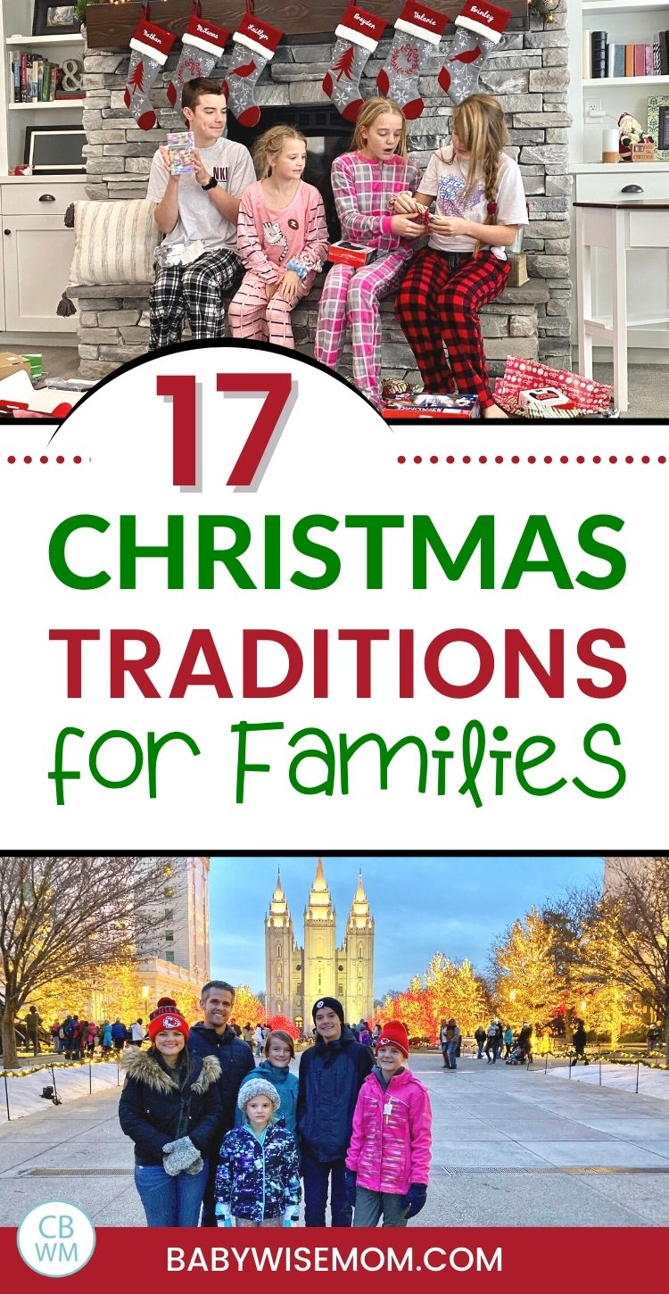 17 Christmas traditions for families