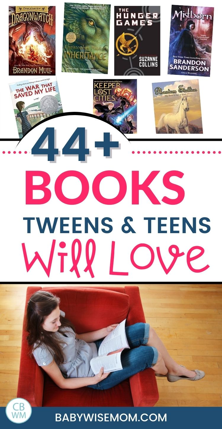 Books tweens and teens will love