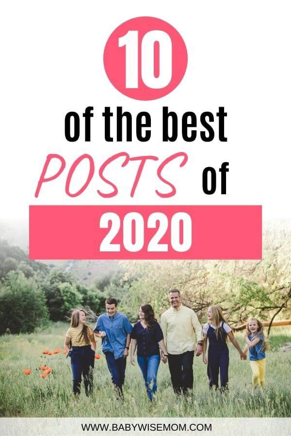 10 Best Posts of 2020