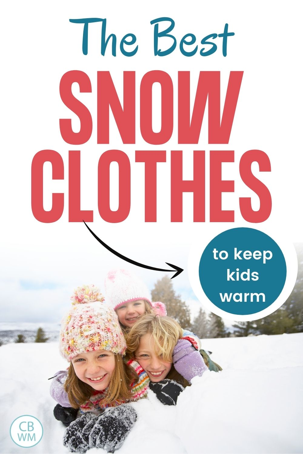The best snow clothes for kids