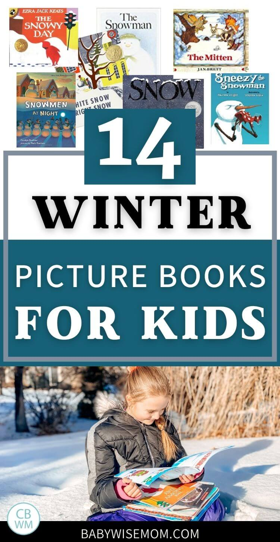 14 Winter picture books for kids